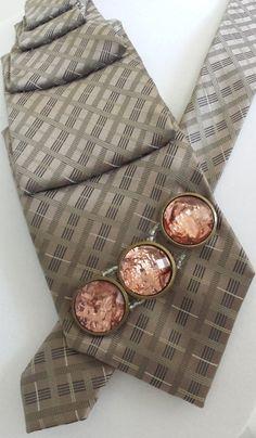 Upcycled OOAK Damen Krawatte Korina Halskette von TheSnippySisters