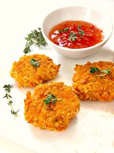 sweet potato parmesan risotto cakes