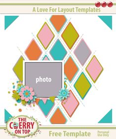 692 best ✓ FREE Templates - Digital Scrapbooking images on ...