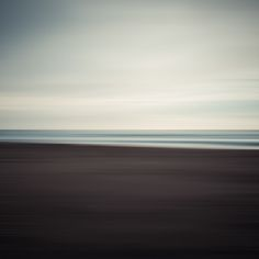 ABSTRACT SEASCAPES by Jan Erik Waider, via Behance--painted this on a 4'x4' canvas.