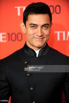 Actor, director and producer Aamir Khan attends the 2013 Time 100 Gala at Frederick P. Rose Hall, Jazz at Lincoln Center on April 23, 2013 in New York City.