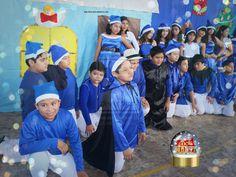santas azules by MiSA-MiiSA.deviantart.com on @deviantART