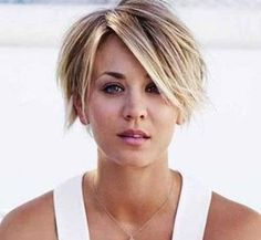 Image result for Kaley Cuoco Hair