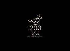 200 Years Coffee - Logo and Identity   Designer: David Espinosa