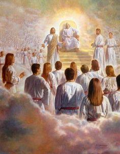 Y está sentado a la derecha de Dios Padre Todopoderoso....