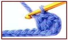 Puntos de Crochet - Mundo Crochet