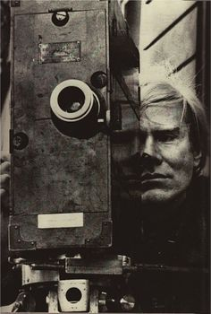 """Andy Warhol. He inspired me to create the little known """"Brodie Warhol"""".   :)"""