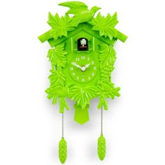 Molly 'n Me Lime Green Cuckoo Clock Molly N' Me,http://www.amazon.com/dp/B00BXVJDVM/ref=cm_sw_r_pi_dp_lpJdtb0BGMGKS7X9