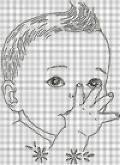 Bébé portrait