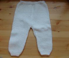 Knit Baby Knitted Pants Leggings Of Wool White Knitted baby pants, size 2-4 months. https://www.etsy.com/ru/listing/217805963/vazanie-dla-detej-vazanye-detskie-taniki?langid_override=0
