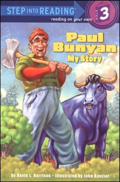 10 children's books about Paul Bunyan | Themed Reading Lists ...