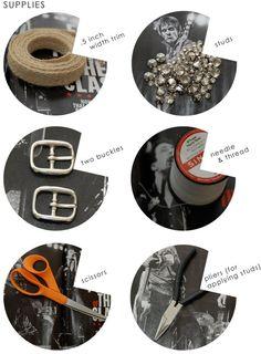 More DIY shoe straps