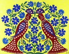 Mariya Pryimachenko, State Museum of Ukrainian Folk Decorative Art.