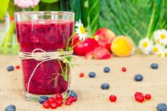 Jennifer Lopez's weight loss smoothie recipe.