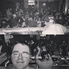 Termino mi sesión y así esta la pista. La Fabrique hasta la bandera!  Ahora en cabina DJ Borja  #fiesta #bumping #fb http://j.mp/20vPaya