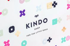 visualinspirationbythom: Kindo branding by Anagrama.Via Behance.