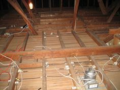 and Tube Wiring And Tube Wiring In Attic on fans in attic, cable splitter in attic, wood in attic, conduit in attic, electrical in attic, painting in attic, framing in attic, windows in attic, exhaust in attic, flooring in attic, air conditioning in attic, antenna in attic, squirrels in attic, lights in attic, kitchen in attic, genie in attic, hvac in attic, bathrooms in attic, coil in attic,