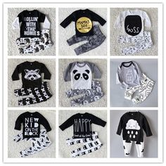 >> Click to Buy << new 2016 Baby boy clothing sets for autumn,children clothes,newborn,baby boy carton sets,long sleeve+long pants for 3M-24M #Affiliate