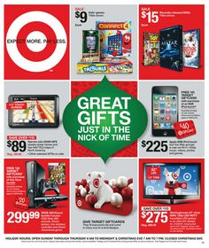 Target Great Gifts
