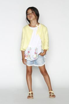 Ermanno Scervino Junior SS 2016 collection #ErmannoScervinoJunior