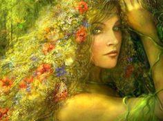 Nature woman