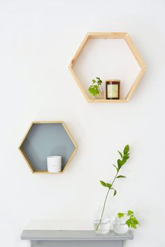10 Easy Shelves You Can Install in 30 Minutes - Easy Wood Shelf Ideas and Solutions