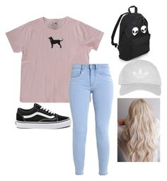 """school"" by natalielaine77 on Polyvore featuring Vans and Topshop"