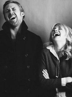 Michelle Williams & Ryan Gosling