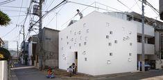 建築家 保坂猛が主催する建築設計事務所のウェブサイトです。