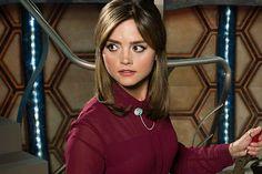 """Дженна Коулман не торопится покидать """"Doctor Who"""""""