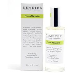 Demeter Unisex Cologne Spray, Frozen Margarita, 4 Ounce >>> Click image to review more details. (This is an affiliate link) #Fragrance