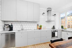 grått kök