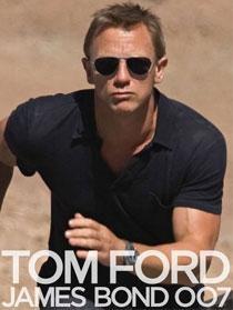 """47647352d4 Tom Ford TF108 James Bond """"Quantum of Solace"""" Aviator Sunglasses http"""