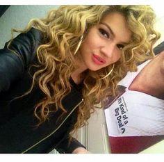 Shirin David #curls