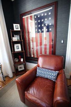 Image via: Gorgeous Shiny Things, Designer: Danica Herrick| (American flag)