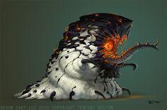 Marshmellow Monster by ~Gorrem on deviantART