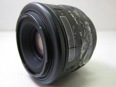 LS459LA シグマ SIGMA AF MACRO F2.8 90mm ジャンク_SIGMA AF MACRO F2.8 90mm