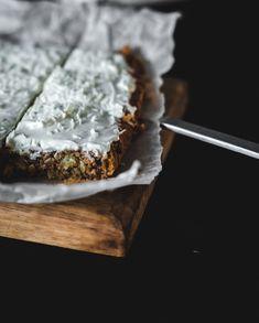 Gluteeniton ja (valko)sokeriton porkkanakakku - At Maria's Desserts, Food, Pineapple, Tailgate Desserts, Deserts, Essen, Dessert, Yemek, Food Deserts