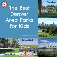Denver's Top Five Parks for Kids