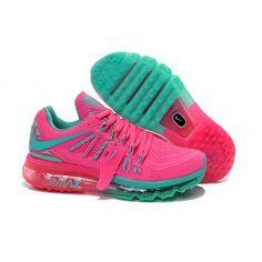 huge selection of 487e4 efe42 Women Nike Air Max 2015 Shoes Peachblossom Turquoise Nike Air Max 2012, Billige  Nike Air