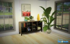 Sims 4 CC's - The Best: IKEA NORNÄS Sideboard by SimmerSoul