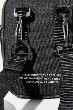 1d38ae4182 adidas Originals Trefoil Festival Crossbody Bag