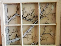 Items similar to Crayfish Creek's Through an Old Window Country View addition on Etsy
