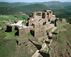 Castillos de Cardona. Solsona. España