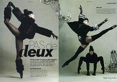 Ballet & Fashion