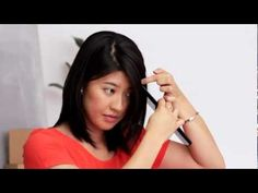 how to cut your own bangs (video)
