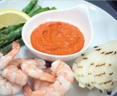 Try this Quick Roasted Red Pepper Sauce Recipe - Nutrition Action - Roasted Red Pepper Sauce Fish Recipes, Appetizer Recipes, Appetizers, Nutrition Action, Nutrition Guide, April Recipe, Coconut Milk Nutrition, Recipe Center, Roasted Red Pepper Sauce