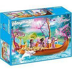 Prezzi e Sconti: #Playmobil barca magica delle fate (9133)  ad Euro 26.87 in #Playmobil #Giocattoli e peluche