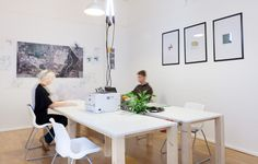 Coworking Space - Someplace, Berlin, Germany