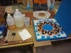Build a 5 phase, 1,500 watt coil pack stator for axial flux wind turbine.